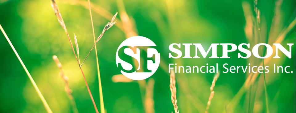 Slide: Simpson Financial Logo